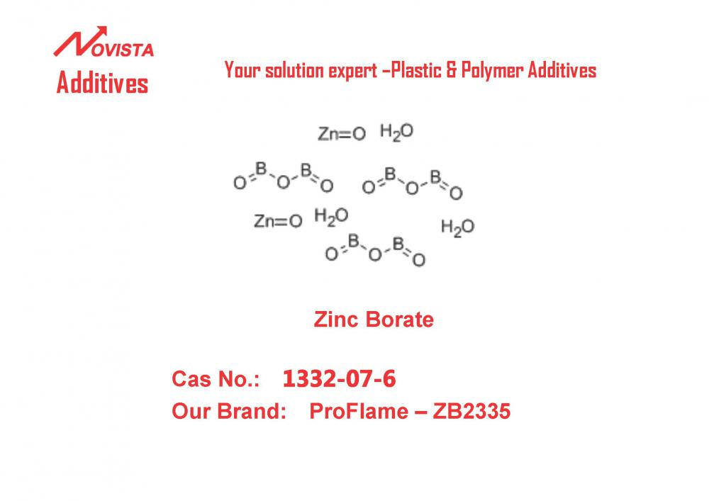 Zinc Borate 2335 flame retardant